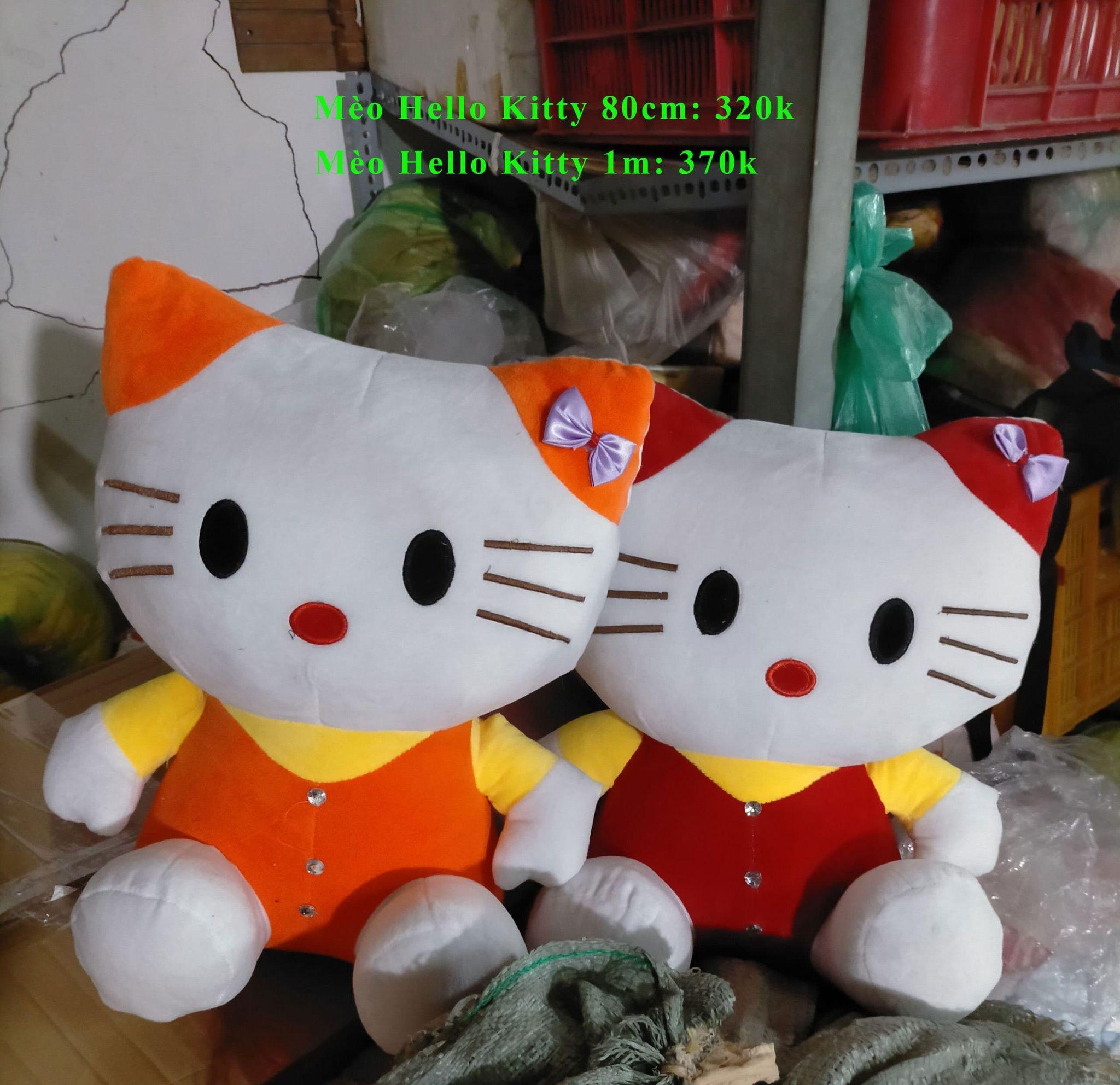 Shop Bán Gấu Bông Mèo Hello Kitty Giá Rẻ Tại TPHCM