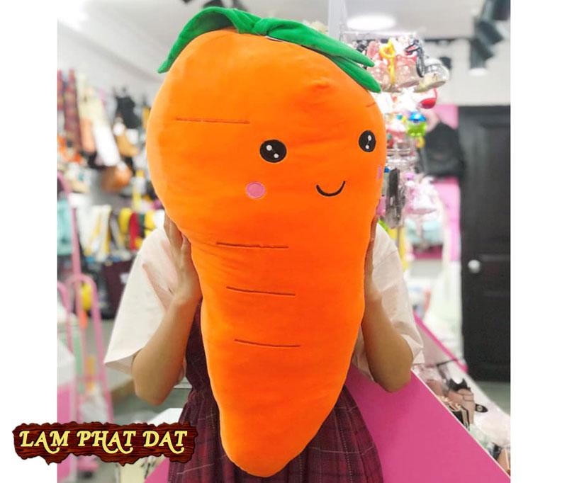 Địa chỉ bán cà rốt bông mặt biểu cảm