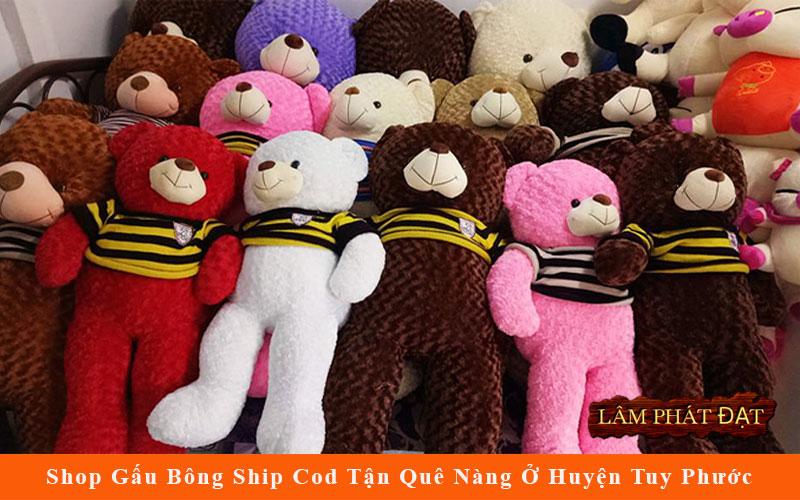Shop Gấu Bông Huyện Tuy Phước Tỉnh Bình Định