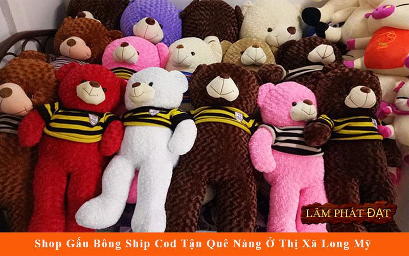 Shop Gấu Bông Thị Xã Long Mỹ Tỉnh Hậu Giang